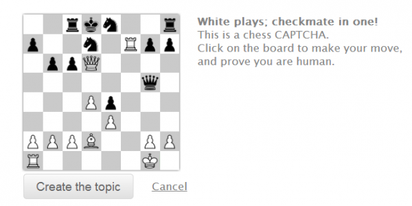 CAPTCHA szachowe