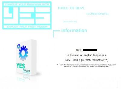 Pakiet Yes był dystrybuowany w cenie 800 USD