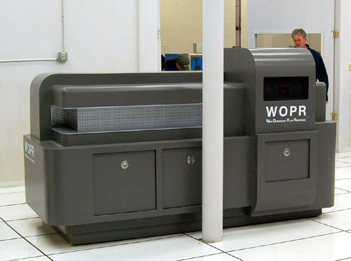 Replika superkomputera WOPR