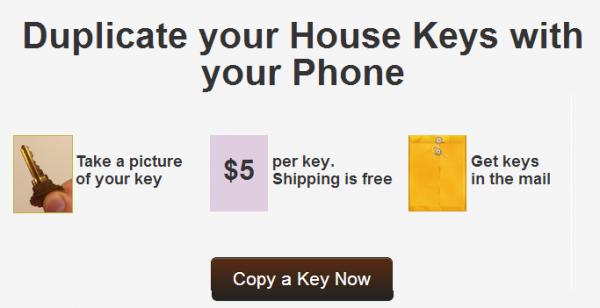Dorabianie kluczy bez wychodzenia z domu