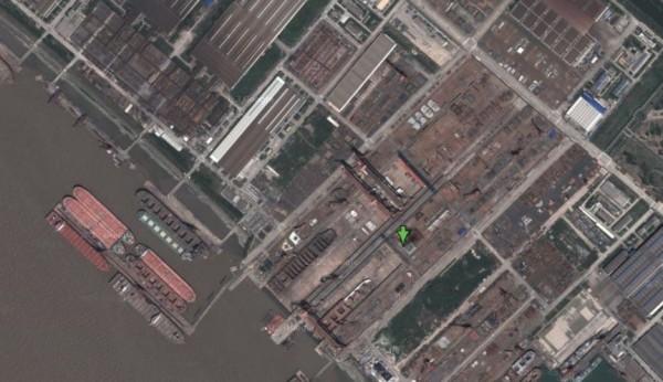 Stocznia Jiangnan -- tutaj powstają chińskie lotniskowce