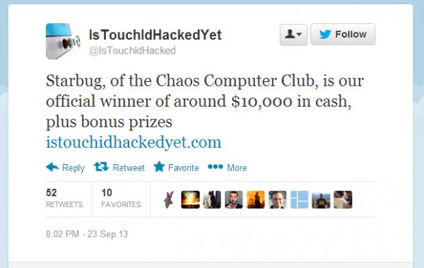 Zwycięzcą głośnego konkursu został Starbug z CCC