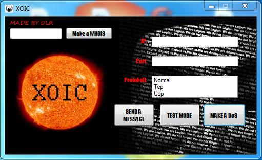 XOIC (źródło: Sourceforge.net)