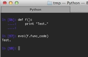 Wywoływanie func_code