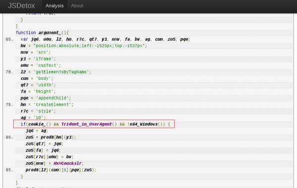 Instrukcja if po kolejnej zmianie nazw funkcji.