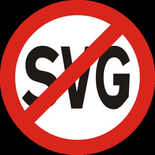 SVG z niezaufanego źródła to duże niebezpieczeństwo