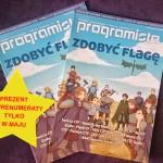 Najnowsze wydanie magazynu Programista i specjalny numer z CTF Dragon Sector