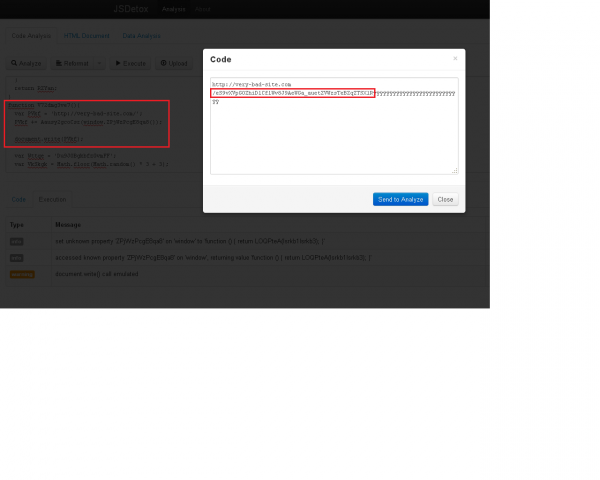 12. Odkrycie URLa do kolejnego exploita serwowanego przez Anglera. Domena zmieniona.