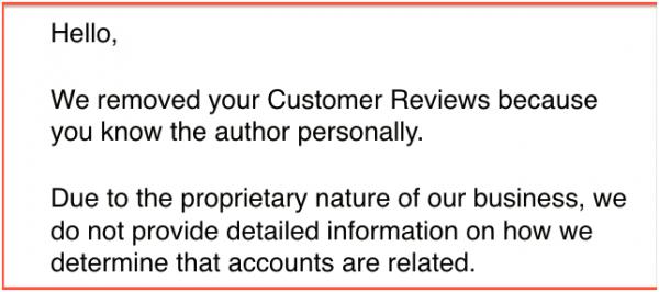 Amazon analizuje nasze prywatne znajomości?