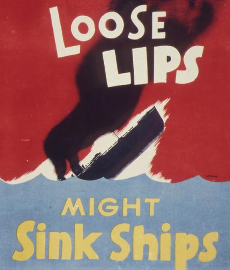 Dawny wojskowy plakat propagandowy