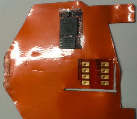 Shimmer -- skimmer przystosowany do kopiowania kart chipowych (źródło: krebsonsecurity.com)