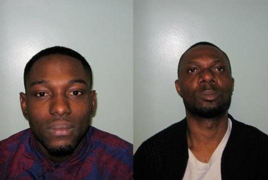 MET suspects