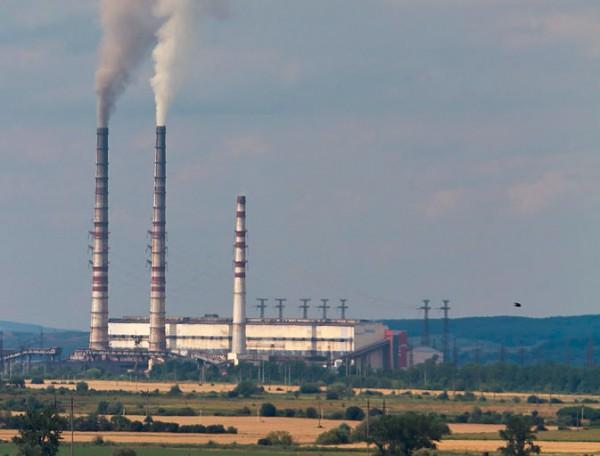Burshtyn -- ukraińska elektrownia w obwodzie iwanofrankiwskim