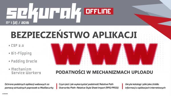 Sekurak/Offline #2