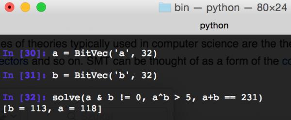 Rys 4. Operowanie na liczbach o określonej liczbie bitów