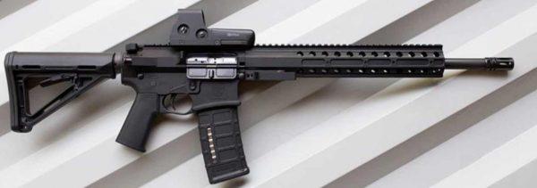 ar-style rifle