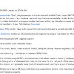 Lista rozszerzeń dla IDA