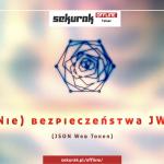 Darmowy ebook o bezpieczeństwie JWT (JSON Web Token) – pierwszy tekst z papierowej książki sekuraka!