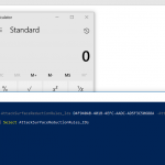 Win10 – nowe zagrożenie – pliki wykonujące kod bez ostrzeżenia / potwierdzenia i blokowania przez microsoftowy AV