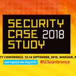 SECURITY CASE STUDY 2018 – zapraszamy
