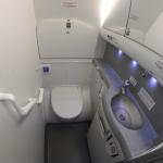 Zainstalował ukrytą kamerę w samolotowej łazience. Miał pecha, bo jego własne urządzenie nagrało go podczas instalacji