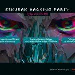 Sekurak Hacking Party Bydgoszcz – zapisy start!