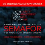 Zapraszamy na konferencję SEMAFOR w Warszawie (będzie również nasza prezentacja :)