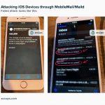 Aktywnie wykorzystywany 0day na iPhony / iPady – można zwykłym mailem zainfekować telefon ofiary (często bez żadnej interakcji). Podatność istnieje od 2012 roku!