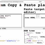 """""""The Curious Case Of Copy & Paste"""" – czyli jak groźne może być wklejanie dowolnej treści ze schowka w przeglądarkach"""