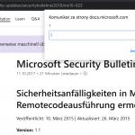 Microsoft sam siebie XSS-uje w domenie docs.microsoft.com