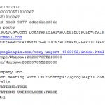 Nowy-stary phishing w zaproszeniu ICS do kalendarza