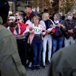 Białoruska opozycja walczy z rządem za pomocą wycieku danych. Działacz Nexta, publikujący z Polski, ujawnił dane 1000 funkcjonariuszy.