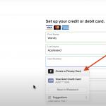Jednorazowe karty płatnicze generowane w locie dla każdego sklepu? 1Password dodał taką opcję w managerze haseł [na razie USA]