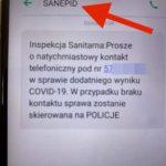 Uwaga na SMSy perfekcyjnie podszywające się pod SANEPID [SMS Spoofing]