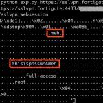 Używacie SSLVPN od Fortinetu? Sprawdźcie czy macie łatkę – ktoś właśnie opublikował 50 000 urządzeń (również w Polsce) z których można wyciągnąć dane logowania w plaintext