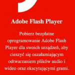 Adobe wydaje ostatnią aktualizację Flash Playera z pożegnalną informacją: już niebawem całkowicie zablokujemy uruchamianie Flasha.
