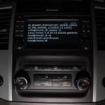 Zdobył roota na radiu w swoim Nissanie. Wystarczyło odpowiednio nazwać nośnik USB…