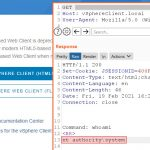 Krytyczna podatność w VMware vCenter Server. Bez uwierzytelnienia można wykonać kod w systemie operacyjnym