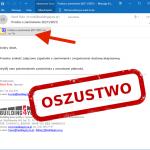 Zmasowany atak phishingowy na polskie firmy. Dostałeś takie zamówienie?
