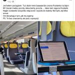 Posłanka na Sejm RP wyszła do toalety w pociągu, zostawiając niezablokowany tablet…