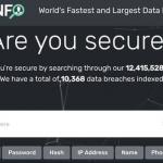 WeLeakInfo – sprzedawał dane z przeszło 10 000 wycieków. Wyciekły dane jego klientów…